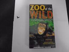 ZOO OF THE WILD- JAILHOUSE ROCKS  VHS NEW
