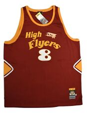 Mens Stall & Dean Rucker High Flyers Basketball #8 Jersey NWT 56, 62