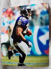 Baltimore Ravens Ray Rice Signed 8x10  Photo Auto