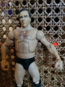 WWE MATTEL ELITE WRESTLING FIGURE LARRY ZBYSZKO