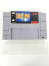 Lord of the Rings Volume 1 Super Nintendo SNES Original Authentic Game w Cover