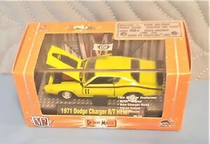 M2 MACHINES 1971 DODGE CHARGER R/T HEMI, DETROIT-MUSCLE RELEASE 13, 2010 MFG YR