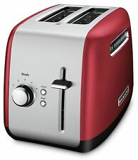 KitchenAid Toaster with Manual High-Lift Lever Empire Red KitchenAid New