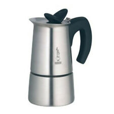 Bialetti Musa - Stovetop Espresso Maker - Stainless Steel - 1 Cup