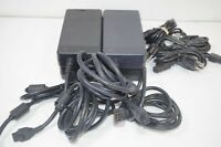 Lot Of 4 Genuine DELL Optiplex Power Adapter D220P-01 DA-2 12V 18A 8 Pin