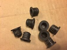 Set of 8 Advent Grill Gaskets from Legacy III Speakers Rubber Grommet Plugs