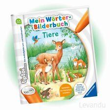 RAVENSBURGER tiptoi® Buch - Mein Wörter-Bilderbuch - Tiere - NEU