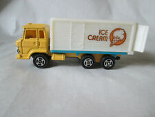 "1983 JRI Road Machines ""Ice Cream"" Delivery Container Truck HK #1100 (Mint)"