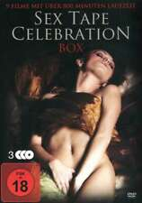 Sex Tape Celebration Box - 9 Filme auf 3 DVDs - Fsk 18 - Erotik