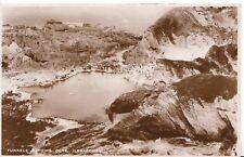 Devon Postcard - Tunnels - Bathing Cove - Ilfracombe - Real Photo - Ref ZZ4574
