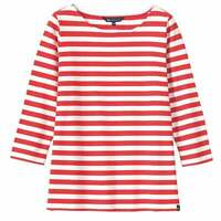 CREW CLOTHING LADIES ULTIMATE BRETON STRIPE TOP BNWOT SIZES 10-12-14-16  RP £38
