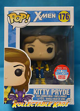 X-Men - Kitty Pryde  NYCC 2016 Exclusive Pop!  + Protector