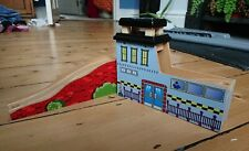 Wooden Train track Airport tunnel with sounds Thomas & Friends Wooden Railway