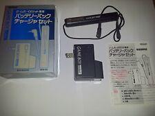 Original GameBoy Pocket Rechargeable Battery Pack MGB-A-BC(JPN) CIB *Used* JPN