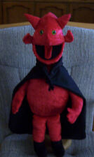 Tear Apart Devil Ventriloquist Object Lesson Puppet-A Walk-Around w/routine