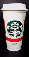 Starbucks JOY Holiday Plastic Grande Coffee Cup BPA Free Lidded Travel Christmas