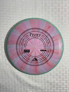 Axiom Cosmic Electron Medium Proxy