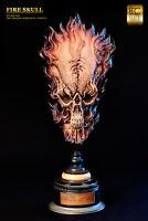 Aki Fire Skull Feuer Schädel Akihito Ikeda 1:1 Bust Büste Elite Creature ECC