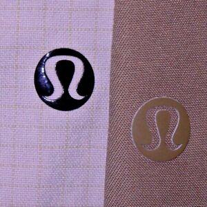 Mens Lot of 2 Khaki LULULEMON Technical Outdoor Shorts size 34