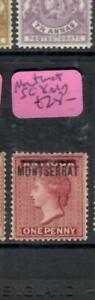 MONTSERRAT  (PP0807B)  QV  1D  SG 8   MOG