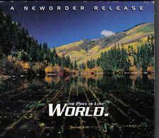 New Order-World cd maxi single