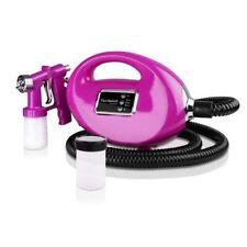Spray Tan Kit 700W Spray Gun Professional Sunless Tanning Pink