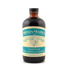 new, sealed: Nielsen-Massey Tahitian Vanilla Extract, 8-Oz.