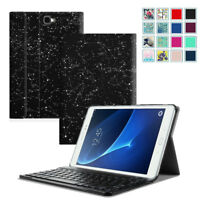 """Bluetooth Keyboard Case Stand Cover for Samsung Galaxy Tab A 10.1"""" SM-T580/T585"""