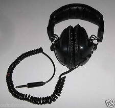 Vintage Omega 10005 Stereo Headphones Made In Korea - Extremely RARE HTF