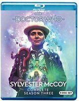 Doctor Who: Sylvester McCoy: Complete Season Three [New Blu-ray] Boxed