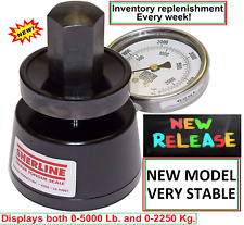 Sherline Hydraulic Lm5000 Trailer Tongue Weight Scale Latest Model Lb And Kg