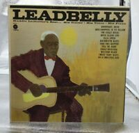 Leadbelly Huddie Leadbetter's Best...His Guitar-His Voice-His Piano SM-1821 LP