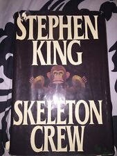 Skeleton Crew by Stephen King (1985, Hardcover) 1st Ed 1st Printing