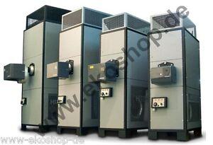 Hallenheizung Warmluftheizung Werkstattheizung Bautrockner Luftheizer Bauheizung