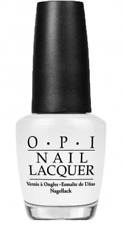 OPI Alpine Snow Nail Polish L00 15ml Bottle