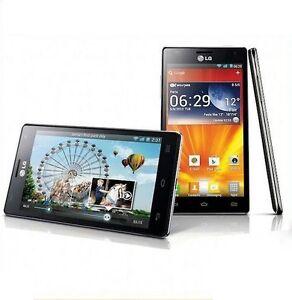 """Unlocked LG Optimus LTE II F160L F160S F160K - 3G WiFi 8MP 4.7"""" 16GB Original"""