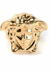 Versace Medusa Head Ring Gold Last item!!!!!