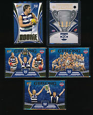 2007 Select Geelong Premiership Predictor Collection & Rookie Card # 063