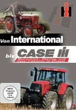 DVD IHC Von International bis Case IH - McCormick Deering Case Traktoren