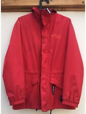 Anzi Besson Gore Tex Red Jacket S