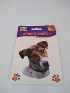 Jack Russell Window Sticker