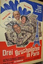 louis de funes drei bruchpiloten in paris