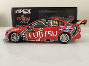Scott McLaughlin 1st Race Win 2013 ITM 400 Race 6 V8Supercar **Rare Model** 1:18