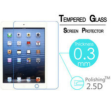 Genuine Tempered Glass LCD Screen Protector Film Guard For Apple iPad AIR 1/2