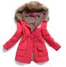 long women jacket winter female parka coat