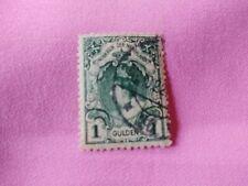 STAMPS - TIMBRE - POSTZEGELS - NEDERLAND - PAY-BAS  1898 NR. 63 (ref.NL47)