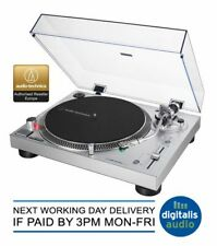 Audio-Technica AT-LP120X Turntable Professional USB Transfer Record Player Si...
