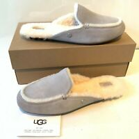Women's UGG Slippers UK Size 5.5 and 6 Lane Loafer Grey Slip on Boxed