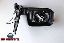 BMW E39 LEFT HEATED WING MIRROR WITHOUT GLASS LHD 51168266601