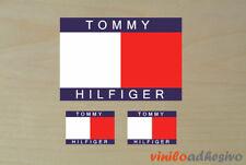 PEGATINA STICKER VINILO Tommy Hilfiger autocollant aufkleber adesivi